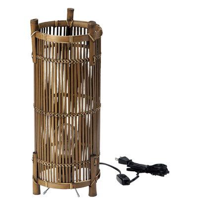 竹ランプシェード(筒)