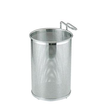 EBM-19-0760-07-001 UK 18-8 パンチング スープ取りザル 普及型 <セール&特集> 業務用 ステンレス パンチングザル スープこし 在庫一掃 スープ濾し