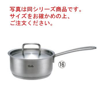 フィスラー ミニシリーズ ソースパン 16cm 05-151-16【ソースパン】【フィスラー】【ミニシリーズ】【片手鍋】【キッチン用品】