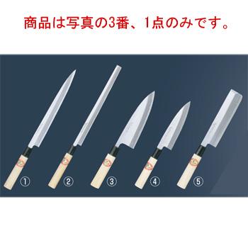 堺孝行 霞研 相出刃 15cm 06035【包丁】【キッチンナイフ】【和包丁】
