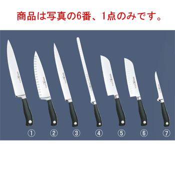 ヴォストフ グランプリ2 三徳包丁(筋入・両刃)4173-14cm【包丁】【Wusthof】【キッチンナイフ】
