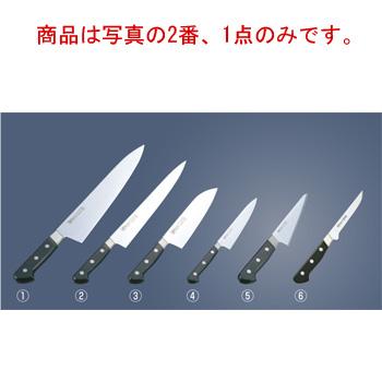 ミソノ UX10 スウェーデン鋼 筋引 No.721 24cm【包丁】【Misono】【キッチンナイフ】