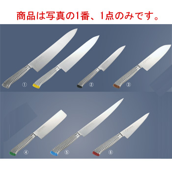 EBM E-pro PLUS 牛刀 27cm グリーン【包丁】【HACCP対応】