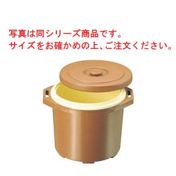 プラスチック 保温食缶 ごはん用 DF-R1 大 D/B【ごはん保温缶】【食缶】