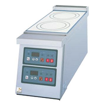 新色 EBM-19-0675-07-001 AL完売しました。 IHマルチコンロ NIC23602 代引き不可 IH調理器