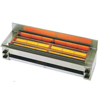 リンナイ 赤外線下火式グリラー 串焼64号 RGK-64 LP【代引き不可】【業務用】【焼物器】【串焼き器】
