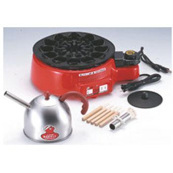 たこ焼き工場 トントン KS-2614【たこ焼き器】【たこ焼き機】【業務用 たこ焼き】
