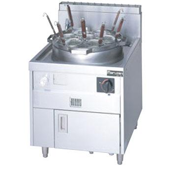 マルゼン ガス式 ゆで麺機 MR-15M LP【代引き不可】【業務用】【茹麺機】【釜】