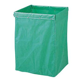 リサイクル用システムカート収納袋 180L用 グリーン【替袋】【袋】