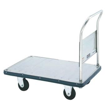 ダンディー(台車)SA-LS(ハンドル固定式)ステンレス【代引き不可】【台車】【運搬台車】【キャリー】