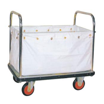 リネンワゴン MSL2【代引き不可】【サービスワゴン】【ホテル】【サービスカート】