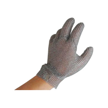 ニロフレックス2000 メッシュ手袋(1枚)L オールステンレス【手袋】【軍手】【保護手袋】