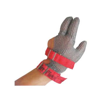 ニロフレックス メッシュ手袋 3本指(1枚)L【手袋】【軍手】【保護手袋】