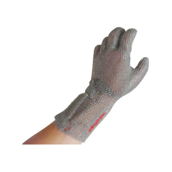 ニロフレックス メッシュ手袋ショートカフ付(1枚)L オールステン【代引き不可】【手袋】【軍手】【保護手袋】