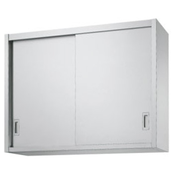 吊戸棚 H90型(片面ステンレス戸)H90-18035【代引き不可】【吊り戸棚】【戸棚】【キッチン収納】