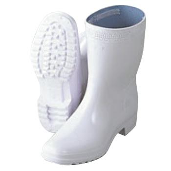 アキレス 長靴 ハイルクスホワイト 22cm【厨房長靴】【業務用長靴】【作業用長靴】:KIPROSTARストア