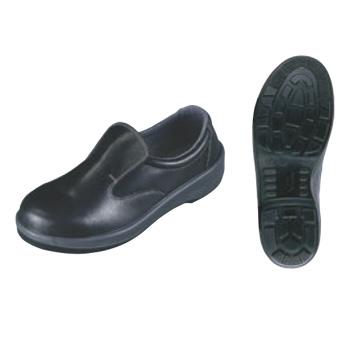 安全靴 シモンジャラット 7517 黒 24cm【セーフティーシューズ】【安全靴】【業務用靴】