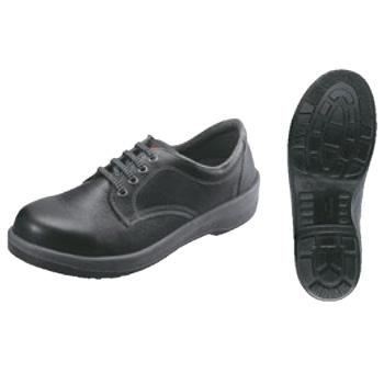 安全靴 シモンジャラット 7511N 黒 25cm【セーフティーシューズ】【安全靴】【業務用靴】