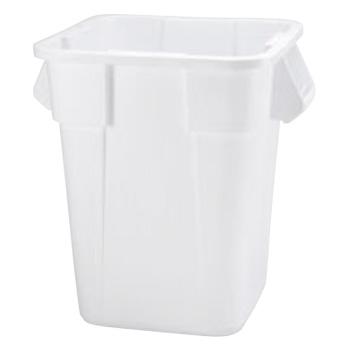 スクウェアー ブルート・コンテナー 3526 ホワイト【代引き不可】【ゴミ箱】【ダストボックス】【ごみ箱】