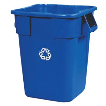 スクウェアー ブルート・リサイクコンテナー 3536-06 151L【代引き不可】【ゴミ箱】【ダストボックス】【ごみ箱】