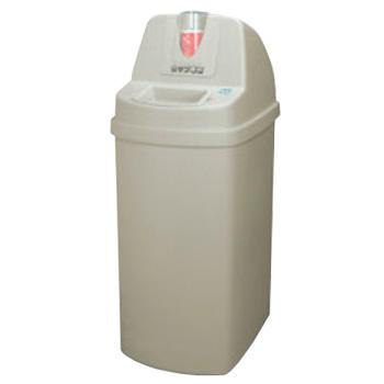 カップ回収容器 パイラー Aタイプ 145L ポリプロピレン【代引き不可】【コップ回収ボックス】【カフェ】【フードコート】