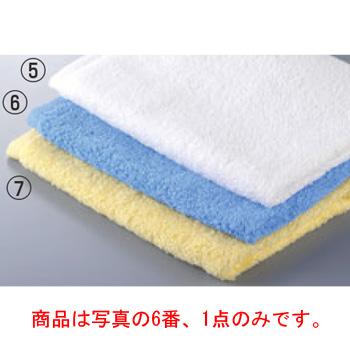 EBM ミューファン抗菌ウォッシュタオル#170(12枚入)ブルー【業務用】【清掃用品】【衛生用品】