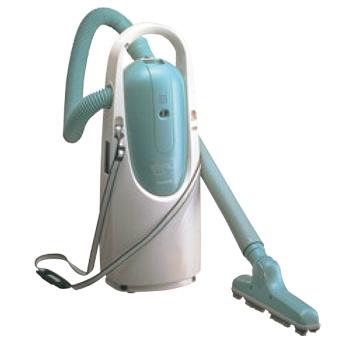 パナソニック セカンドクリーナー「かけちゃお」MC-K10P-G 乾式【清掃用品】【洗浄機】【クリーナー】