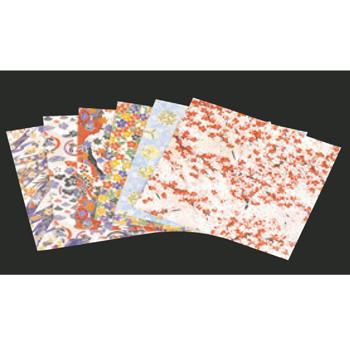 千代紙セット(1200枚入)M33-132 180×180【敷懐紙】