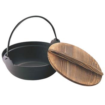 IK ほっかほかの鉄鍋(S鉄鍋)27cm【業務用】【鉄鍋】
