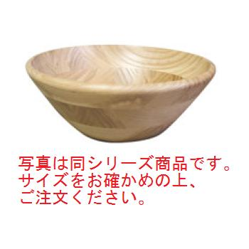 ホワイトアッシュ サラダボール 縁丸タイプ 130029 φ300【プレート】【木製】