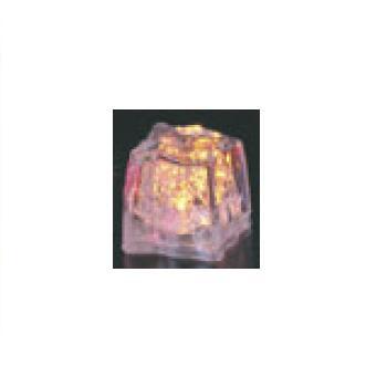光る氷 ライトキューブ・オリジナル(24入)イエロー【保冷材】