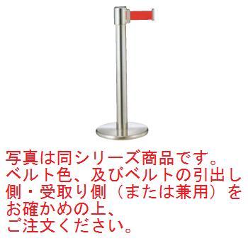 フロアガイドポール GY411 B レッド H900【パーテーション】【ガイドポール】