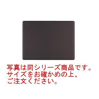 シンビ 本革 デスクマット SS-7 ブラウン 大【デスクマット】【ホテル用品】【客室備品】