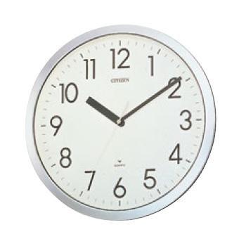 シチズン 掛時計 スペイシー 522(厨房室用)【掛け時計】【電波時計】【時計】