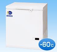 【代引き不可】【超低温-60℃】ダイレイ スーパーフリーザー (133L) DF-140D【フリーザー】【冷凍ストッカー】
