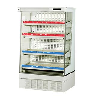 サンデン 冷蔵ショーケース オープンタイプ ホット・コールドタイプ rsg-h900dzc【代引き不可】