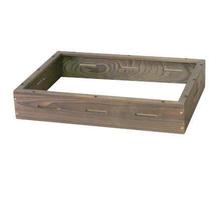 電気おでん鍋用 木枠(焼杉) NHO-4SY用
