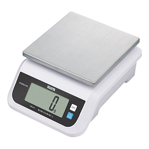 デジタルスケール KW-210 2kg タニタ (取引証明以外用)