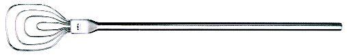 ののじ 18-8 調理用ビッグターナー BTN-003 大(柄長100cm)