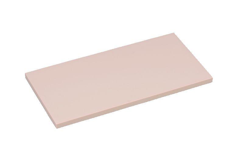 K型オールカラー プラスチックまな板ベージュK17 厚30mm【代引き不可】