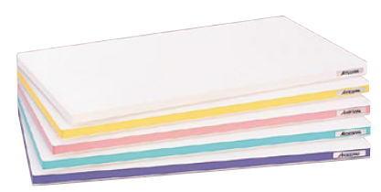 4ポリエチレン・かるがるまな板 肉厚タイプHD(片面10mm厚)HD40-15045 イエロー【代引き不可】