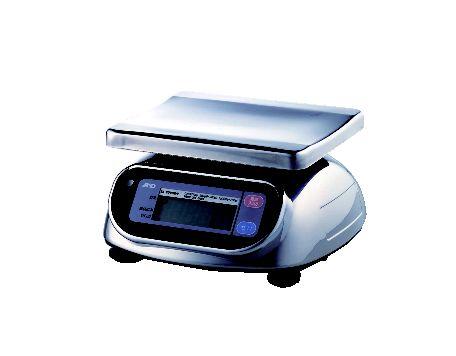 A&D 防水・防塵デジタル はかり SL-WPシリーズ SL-5000WP