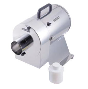 工場用カッター DX-1000 (輪切り 投入口タイプ) 投入口:φ100mm【代引き不可】