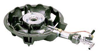 鋳物コンロ TS-501P 並コンロ(種火付) (ガス種:プロパン) LP