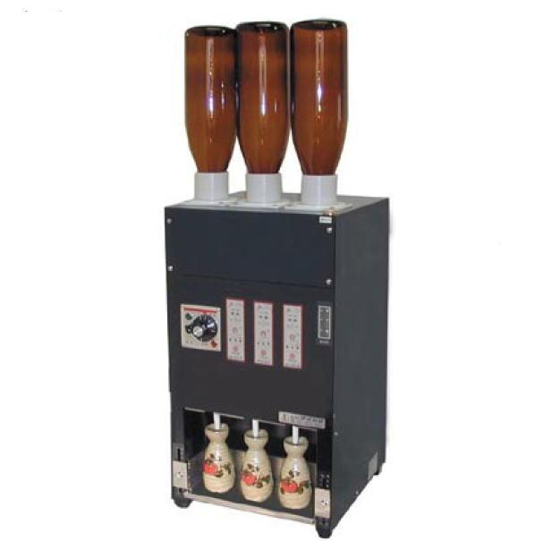 電気式 酒燗器 REW-3 ( 6本立て)【代引き不可】