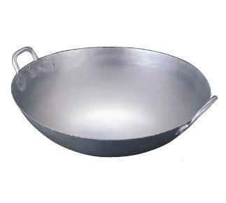 チターナ中華鍋 (チタン製) 36cm【代引き不可】