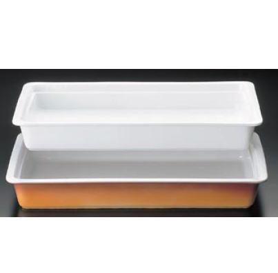ロイヤル陶器製 角ガストロノーム 1/1 PC625-11 (カラー)