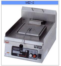 マルゼン IH式 IH餃子焼器 MIZ-2【代引き不可】【業務用 電磁調理器】【IH餃子焼器】【IH調理機】【業務用】