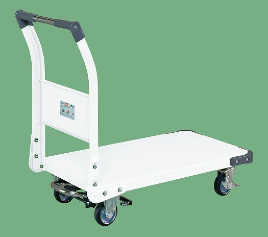 特製四輪車フットブレーキ付 TAN-22BRW【代引き不可】
