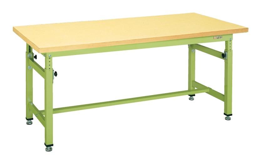 スペシャルオファ 重量高さ調整作業台TKWタイプ TKW-188GK【き】, かしわ工房小林養鶏 1a728e32